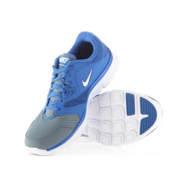 [DEICHMANN] 2x Nike Flex Experience RN 3 Blau-Weiß für 74,85€ (37,42€/Stück) (Payback+Sale)