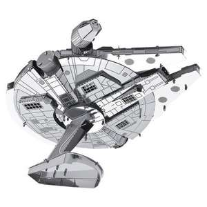 [Everbuying CN] Millennium Falcon Star Wars 3D-Metall-Bausatz für 3,03€