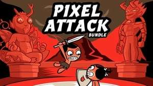 [Steam] Pixel Attack Bundle (8 Spiele) für 1,99€ @ Bundle Stars