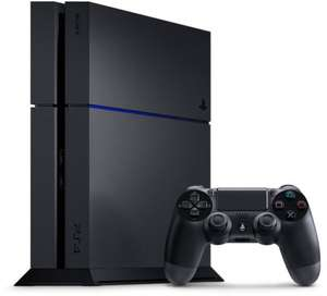 Sony Playstation 4 / PS4 - 500GB schwarz (C-Chassis CUH-1216)
