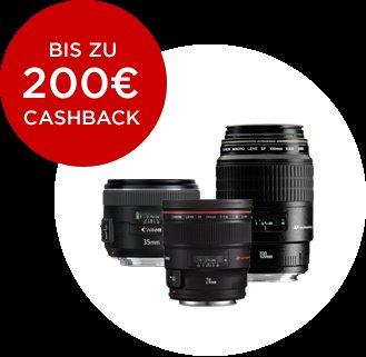 Canon Objektiv Cashback - Portrait Linsen - Bis 200,-€ möglich: 35mm 1.4 II für rechnerisch 1680€ und mehr!