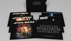 [Vinyl] Star Wars Soundtrack Collection - 11 LP Box-Set auf amazon.de