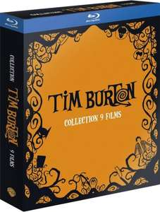 [Amazon.Fr]  Tim Burton Blu-ray Collection (9 Filme) für 31,73€ inkl. Versand