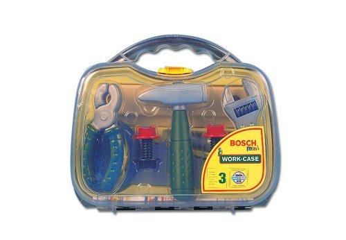 @Amazon: Theo Klein 8465 BOSCH Werkzeugkoffer, mittel,transparent, Spielzeug für 10,99€ Idealo ab 19€