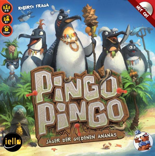 [Bücher.de] Pingo Pingo (Brettspiel / Familienspiel)
