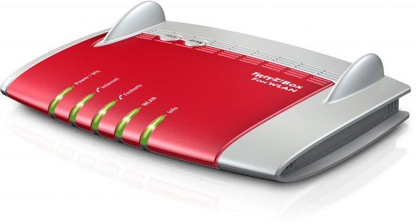 [Amazon WHD] AVM FRITZ!Box 7490 WLAN AC + N Router für 165,54 Euro