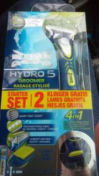 DM (deutschlandweit) Hydro 5 Groomer für 95 oder 35 Cent (ANGEBOT+ COUPON) Update 3.2.16