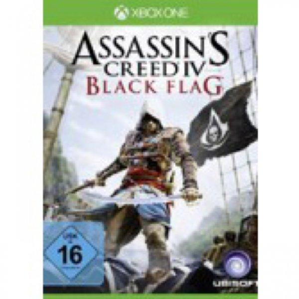 (Gameladen) Xbox one Assassins Creed IV Black Flag DLC