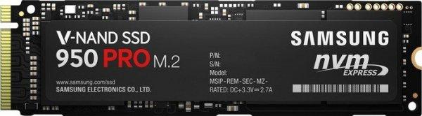 [bereit für die nächste Generation?] Samsung SSD 950 Pro 256GB lesen: 2200MB/s schreiben: 900MB/s, M.2 @ZeyTech zu 177,99€