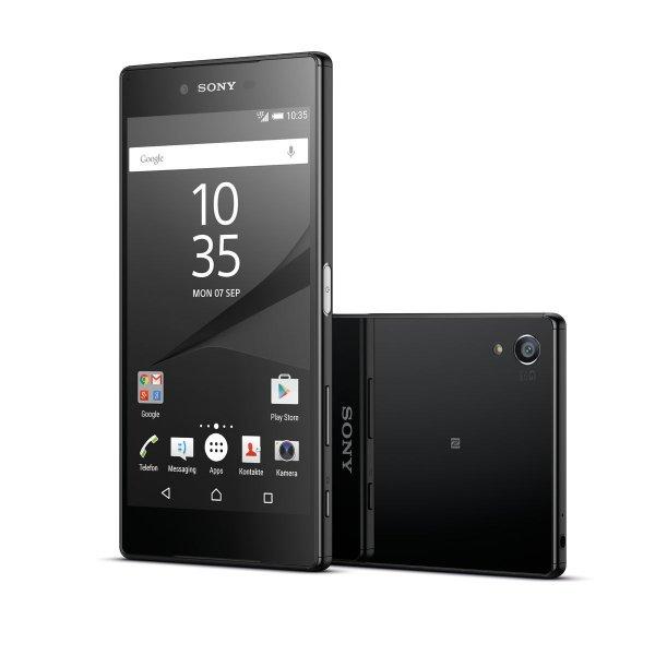 [eBay] Sony Xperia Z5 Premium 32GB schwarz, OVP, ohne Simlock