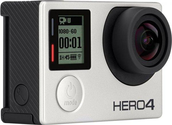 [mediamarkt.ch] GoPro Hero 4 Silver Adventure für 279 CHF (251€)