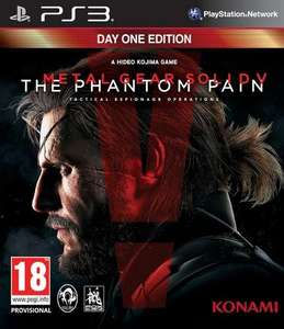 Metal Gear Solid V: The Phantom Pain - Day One Edition (PS3) @thegamecollection