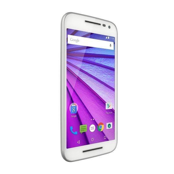 [Amazon.de] Motorola Moto G 3rd Gen 16GB weiß für 195,75