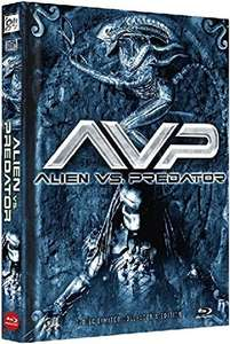 (Amazon Prime) Alien vs. Predator [Blu-ray - Limited Collector's Edition, Cover B]  für 20,19€