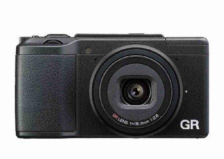 Ricoh GR II - 16 Megapixel Kompaktkamera für 544,88€ bei Amazon.fr