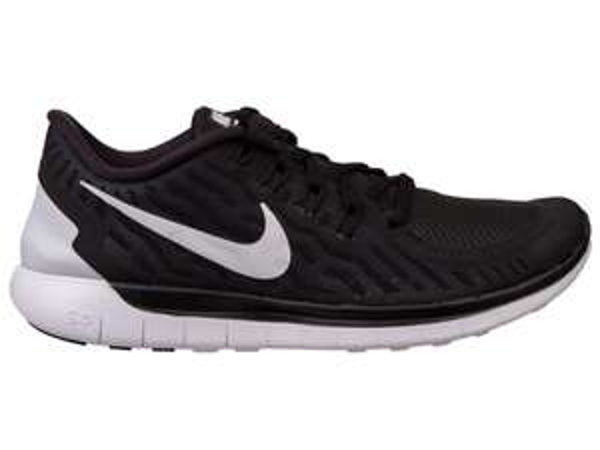Nike Free 5.0, Schwarz/Weiß, 79,00 € inkl Versand, Fast alle Größen