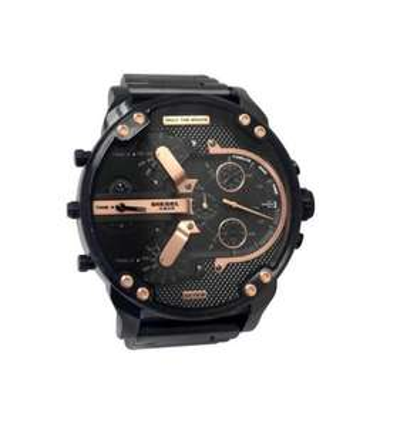 DIESEL Herren Armbanduhr Mr.Daddy 2.0 XXL @ebay bei bezahlung mit Paypal 197,96€