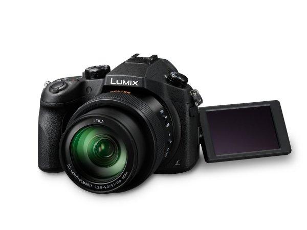 Panasonic Lumix DMC-FZ1000 für 589€ - Bridgekamera mit 16x Zoom @ Comtech