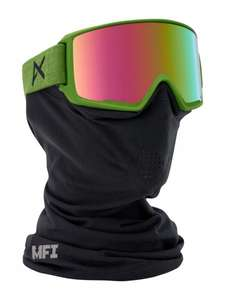 [Amazon] Anon M3 Snowboard Goggles Green/Pink Cobalt 135,62€ (idealo: 179,90€)