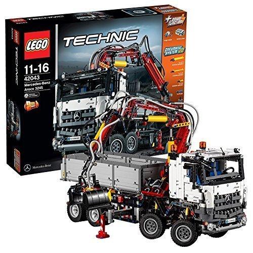 LEGO Technic 42043 Mercedes-Benz Arocs statt 199,95UVP 159,99€