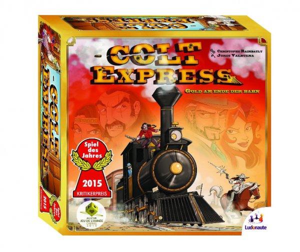 (Lokal Neu Isenburg) Colt Express für 9,99 €  // Spieleburg Artikel (Sharky, Lillyfee) 50 % reduziert