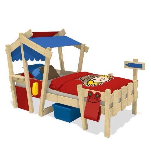 [amazon] Wickey Kinderbett 90x200 in verschiedenen Designs zum sehr guten Preis +7% qipu