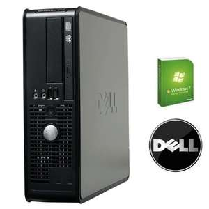 "(B-Ware) Low Budget Office PC ""DELL OptiPlex 740 DT"" mit Windows 7 HP (Upgrade auf Windows 10 HP möglich?) für 59€ zzgl. Versand 2,99€"