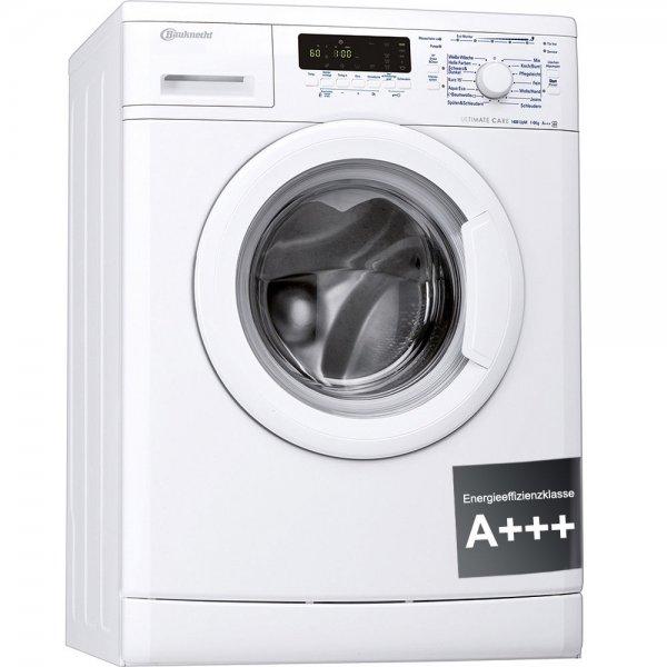 BAUKNECHT WA Eco Star 61 Waschmaschine Frontlader A+++ 1400 UpM 6 kg EcoMonitor für 299€ @eBay