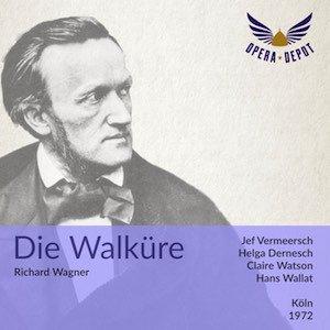 [download operadepot.com]Richard Wagner Die Walküre Köln 1972 Hans Wallat