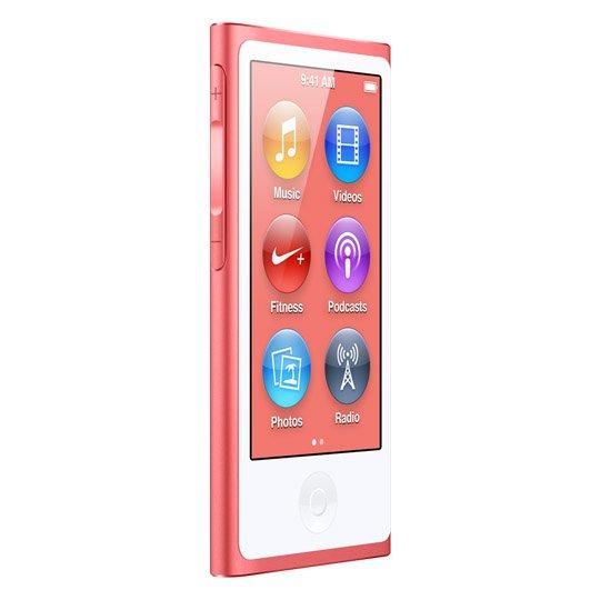 [Real Online] iPod Nano 7. Generation pink für 100 EUR