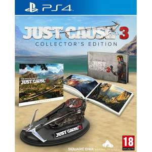 [coolshop.de] Just Cause 3 - Collector's Edition - PS4 - für 60.95€ inkl. Versand