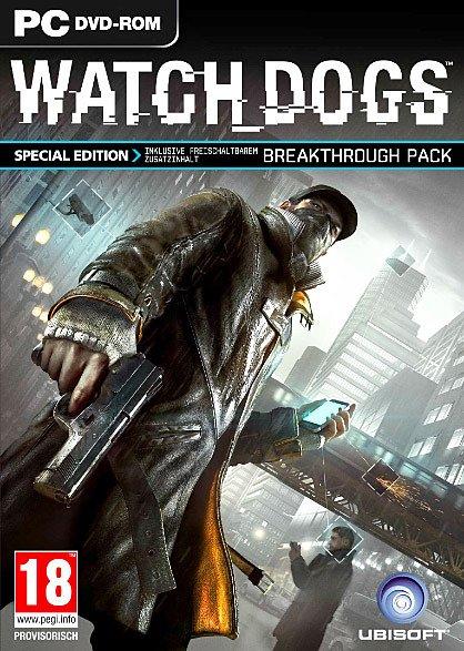 Watch Dogs Special Edition (PC) für 9,90 €