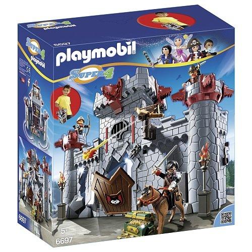 Playmobil Burg des Schwarzen Barons für 30 Euro anstatt 44,90 Euro (+2,15 Euro Versand)