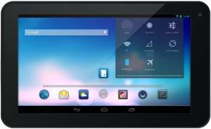 Amazon WHD - Odys Opos 17,8 cm (7 Zoll) Tablet-PC (1,5 GHz Dual Core-Prozessor, HD Display (1024 x 600), 1GB RAM, 8GB HDD, HDMI, Android 4.2.x,OTA) schwarz / weiß