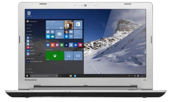 Lenovo Ideapad 500, 15,6 Zoll, Intel i5 6. Gen., Full HD (matt Display), 8 GB Ram, 256 GB  SSD für 599 Euro @ mediamarkt