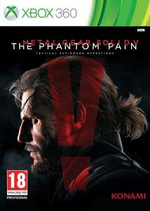 Metal Gear Solid 5: The Phantom Pain (Xbox 360) für 18,30€ bei Amazon.co.uk