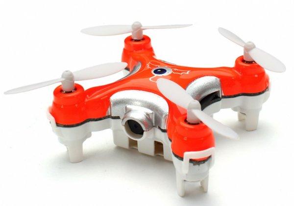 [bangood] Cheerson CX-10C Quadrocopter mit 0,3 MP Kamera für 19,22€