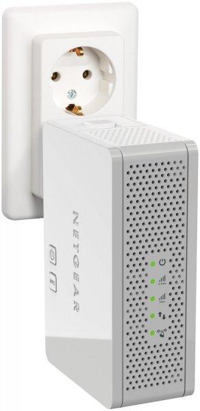 NETGEAR WN3500RP WLAN Repeater für 24€ inkl VSK @ NBB - DualBand, AirPlay, Fast Lane Modus