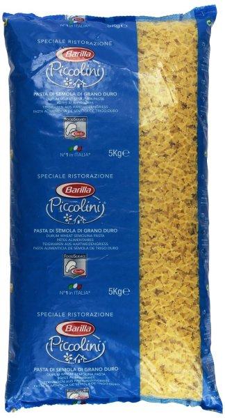 [Amazon Prime Pantry] Barilla Piccolini Mini Farfalle, 5 kg für 3,59 € (29 € Mindestbestellwert sinnvoll!)