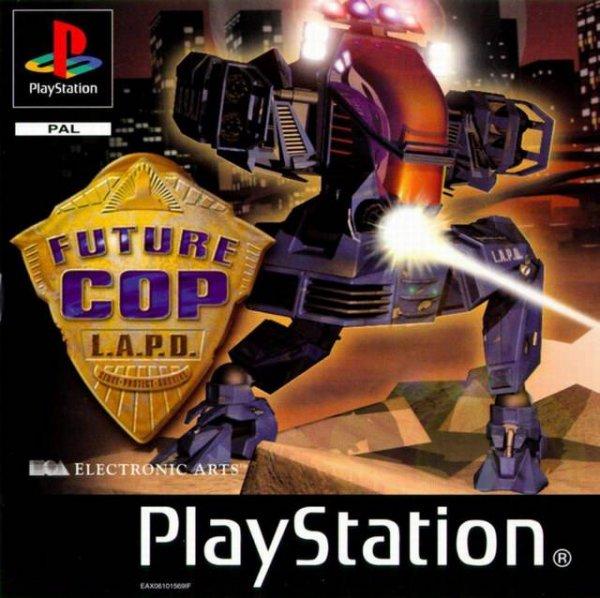 PSN: Future Cop: L.A.P.D. für die PS3 und PSP