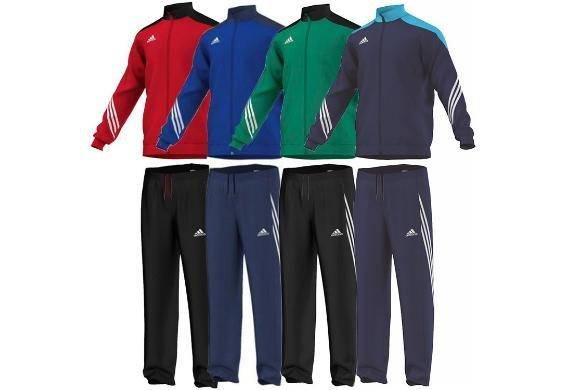 [3% Qipu] Adidas Sereno 14 Tracksuits Trainingsanzug Herren Größen S-XL in 4 versch. Farben für je 34,95€ frei Haus @Dealclub
