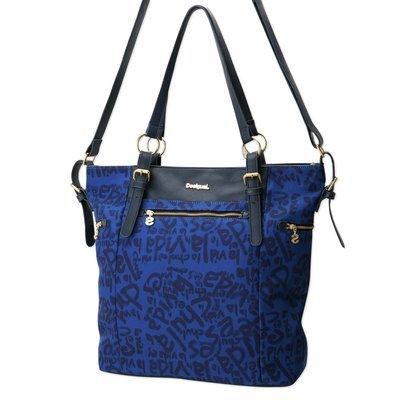 (ebay) DESIGUAL Damentasche Shopper für 46,99 € (-50%) aktuelle Kollektion HEUTE