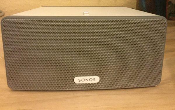 Sonos Play 3 bei Medimax für 266 Euro