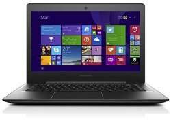 (Amazon.de)  Lenovo U41-70 BDW 35,6 cm (14,0 Zoll) Notebook (Intel Core i3-5020U, 4GB RAM, 128GB SSD, Intel HD Graphics 5500, Win 10 Home) schwarz für 499€