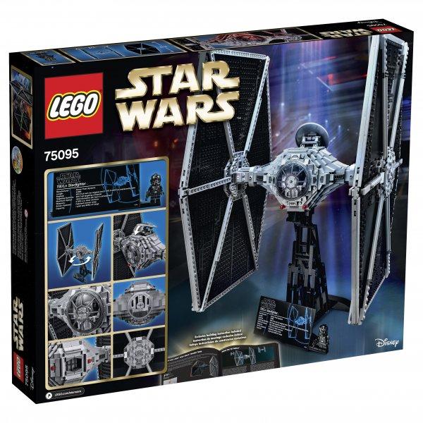 Star Wars TIE Fighter 75095 UCS