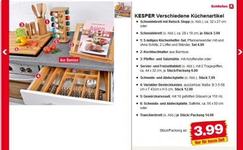 Ab Montag - Gewürzkarussel inkl. 10 gefüllte Gläser bei Penny für nur 14,99€ (Preisvergleich: ca. 30€)