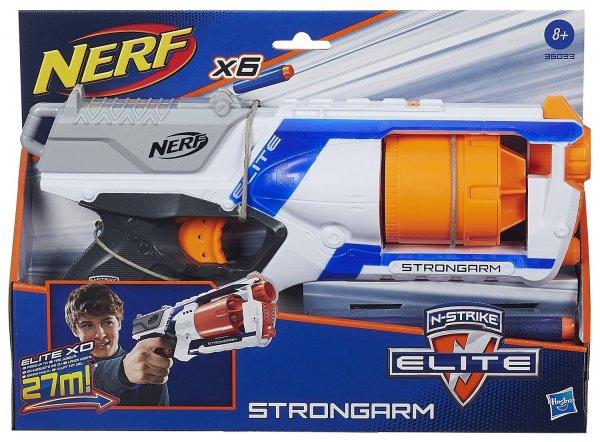 Nerf N-Strike Elite XD Strongarm - Prime - sonst 3 Euro Versand.