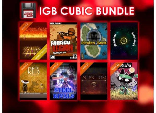 IGB Cubic Bundle