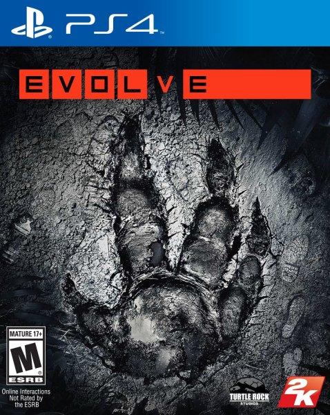 Evolve (Playstation 4) für 16€ oder 2x für 25,66€ bei Amazon.com