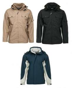 outlet46.de GRIZZLY Jacke Herren Outdoor Trekking 2 Modelle